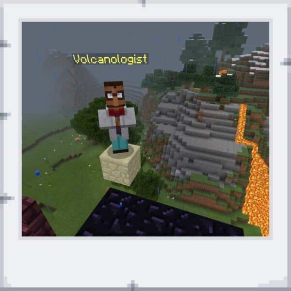 STEMLOOK Minecraft Coding Camp Volcano Expedition