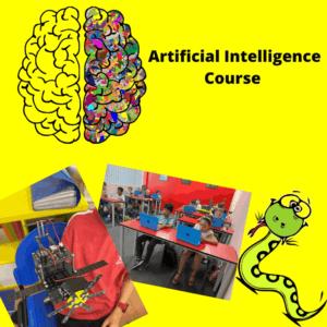 STEMLOOK Artificial Intelligence Course for children Y6-Y9