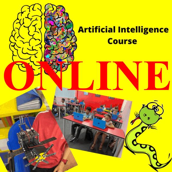 STEMLOOK Online AI Course