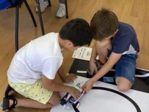 STEMLOOK Robot Explorers Robot Programming Tasks