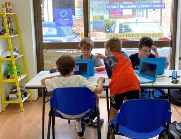 STEMLOOK Minecraft Agent Coding Camp