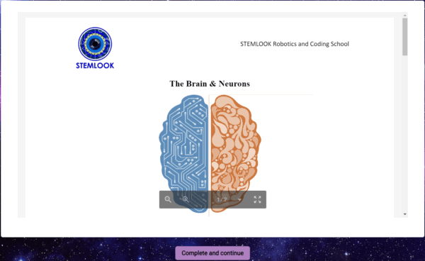 STEMLOOK AI Learning Materials Tests and quizzes