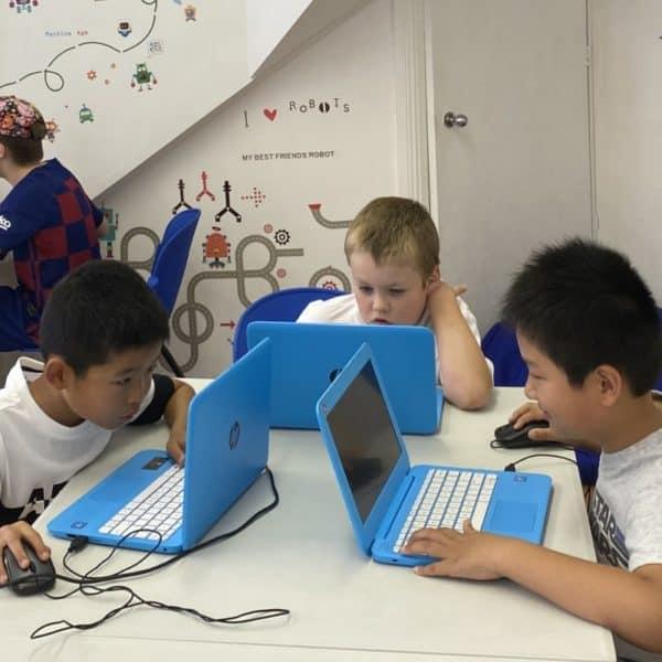 STEMLOOK In-Person Camps Robotics and Coding School