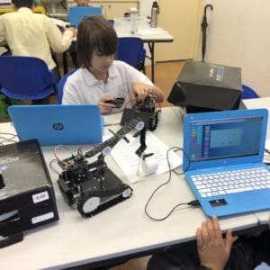 STEMLOOK In-Person Classes Robotics and Coding School