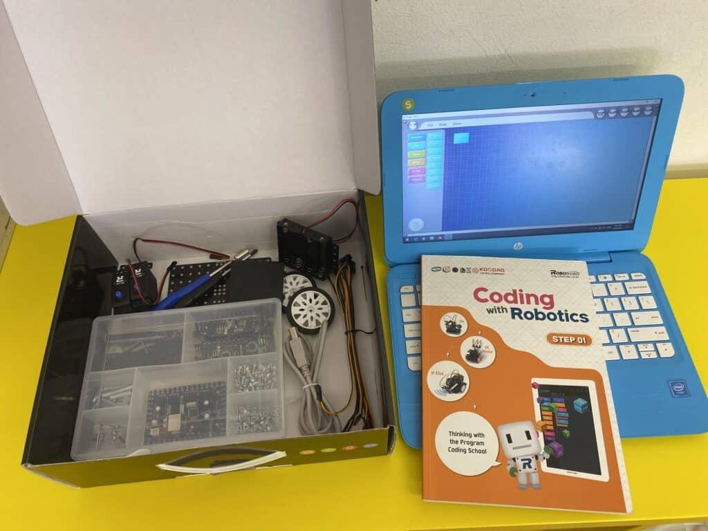 Coding and Robotics STEMLOOK